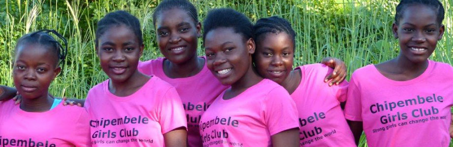 Girls Club at Chipembele